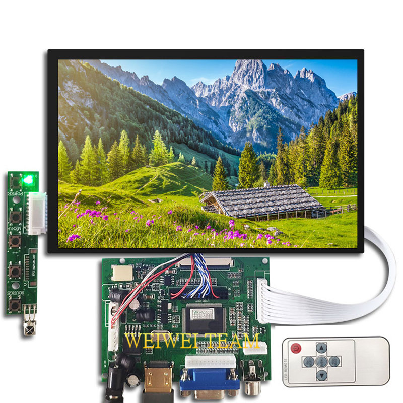 HOT SALE] LCD TTL LVDS Controller Board HDMI VGA AV 50 PIN