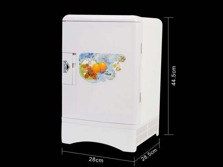 Mini Kühlschrank Mit Gefrierfach Real : Tragbare gefrierfach l mini kühlschrank hause dual einsatz