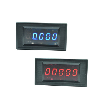 High-precision four-and-a-half DC current meter  Digital Milliampere 200ma 1A 2A 5A Positive and negative - sale item Measurement & Analysis Instruments