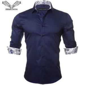 VISADA JAUNA Men's Shirt 2017