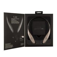 Original HBS900 Earphone Bluetooth Headset Wireless Bluetooth Headphone for iPhone Samsung Tone music Mobile earphones Box