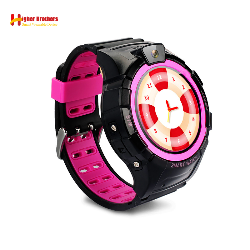 IP67 Waterproof Smart Kids Watch with Camera GPS WIFI Location Child Students SOS Call Anti-Lost Monitor Tracker Baby Smartwatch smart kids child watch baby safe anti lost smartwatch gps remote monitor with sim tf location tracker whatsapp facebook device
