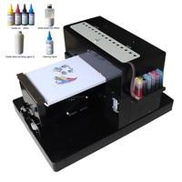 A3 Size DTG Digital Garment Printer Directly to Print Dark Light Color Flatbed Printer for T Shirt