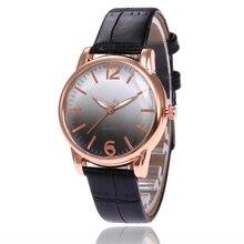 купить Women Elegant Dress Watches 2018 Fashion Casual Leather Strap Wristwatch Luxury Brand Ladies Quatrz Watch Relogio Feminino Clock недорого
