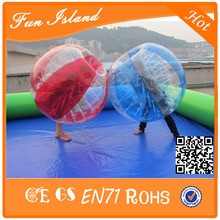 Free Shipping Good Quality And Low Price Body Bumper Ball Human Inflatable  Ball,Zorb Ball,Bubble Football