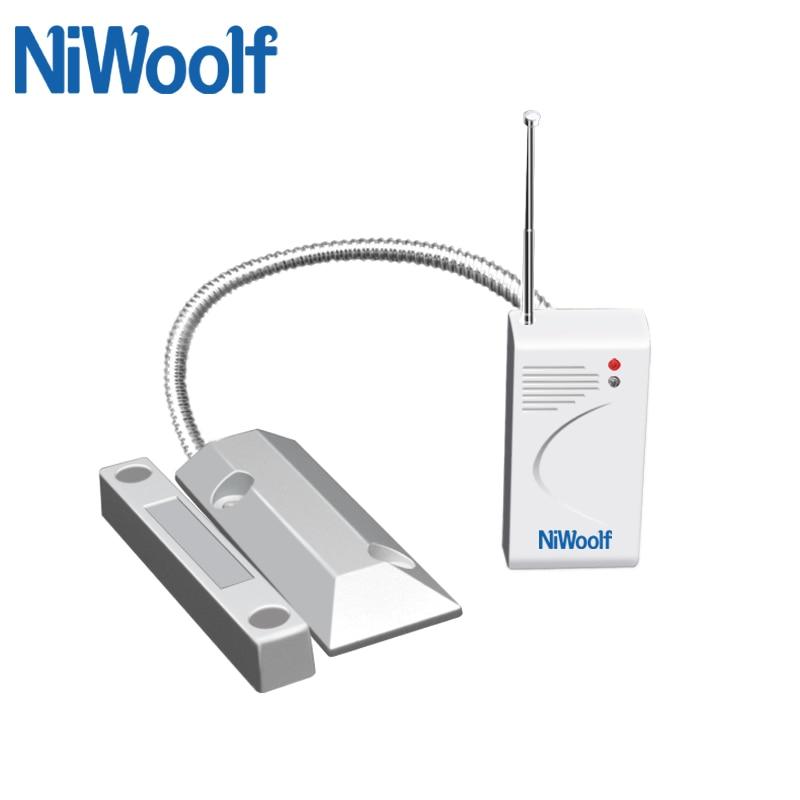 Metal Door Open Detector ,WIreless 433MHz, You Can Install It In Your Garage