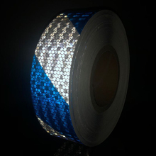 5cmx50m Car Traffic Reflective Tape For Safety