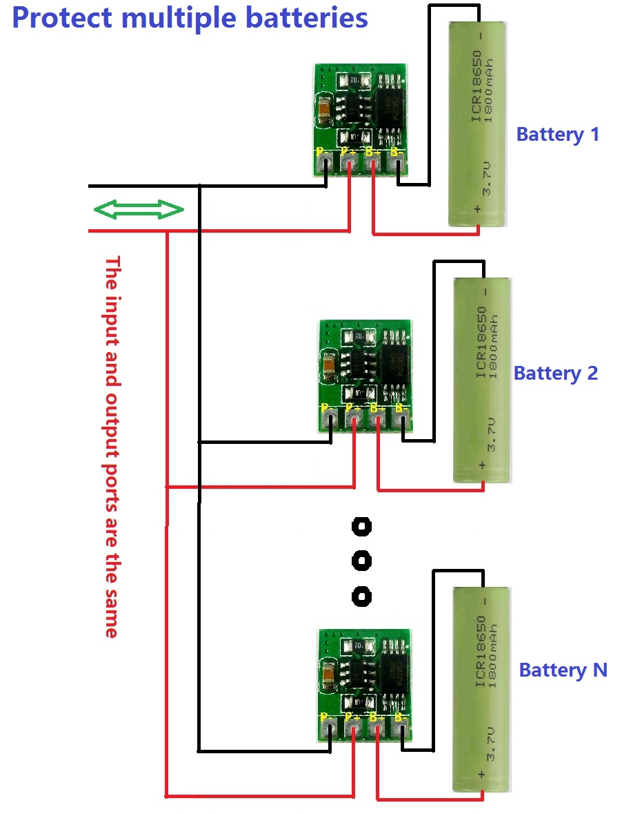 37v 42v 3a Li Ion Lithium Battery Charger Over Charge Discharge Diagram Of A 42 V 37 Cargador De Batera