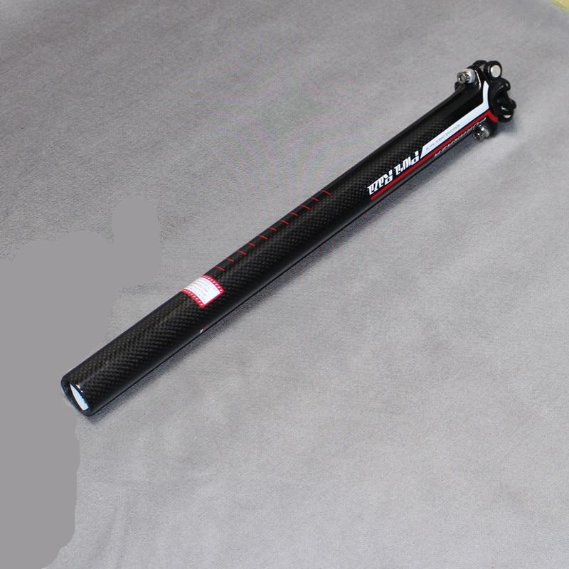 EC90 Dünyanın ən yaxşı bütün karbon lifli oturacaq borusu / - Velosiped sürün - Fotoqrafiya 5
