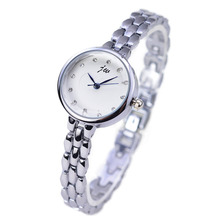 WoMaGe 2018 JW Stainless Steel Quartz Watch Casual