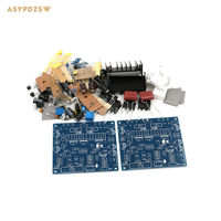 2PCS MX50 SE Power Amp Kit Dual 2 0 Channel Power Amplifier Kit 100W 100W