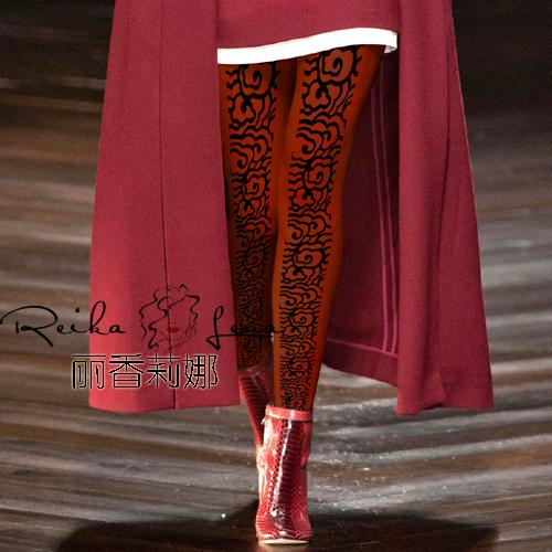 Meias Impressão Top Fashion Oferta Especial Calças Justas Mulheres 2016 Desfile de Moda T Taiwan Collants Meia-calça Ultra Fino de Impressão Mulher