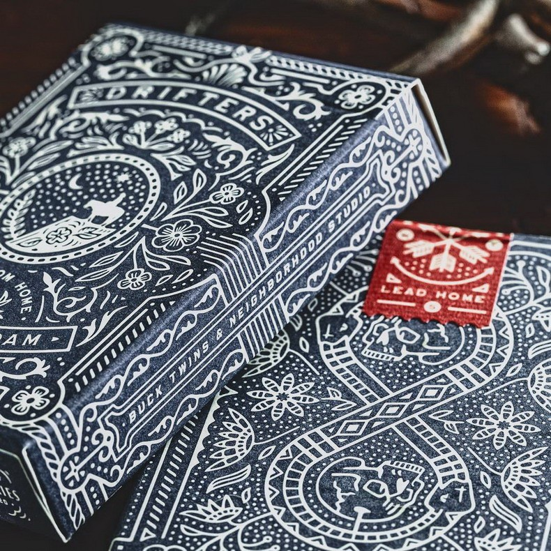 Drifters Playing Cards Deck Brand New Sealed