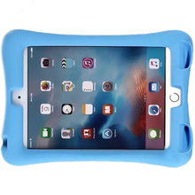 Case For iPad mini 1/2/3/4  Silicone,Universal Shockproof Silicone Protective Cover Shell Skin недорого