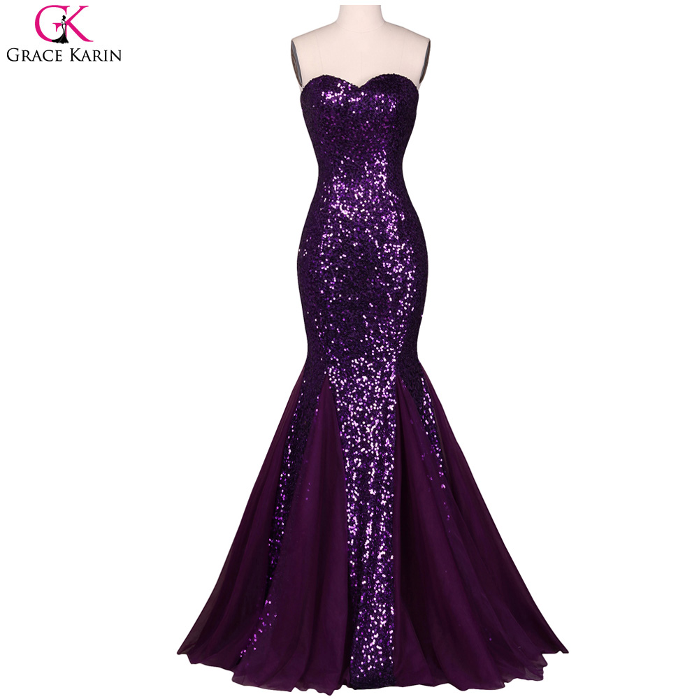 Online Get Cheap Purple Sequin Dress -Aliexpress.com | Alibaba Group