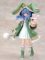 18cm Date A Live Yoshino action figure PVC toys collection doll anime cartoon model for friend gift