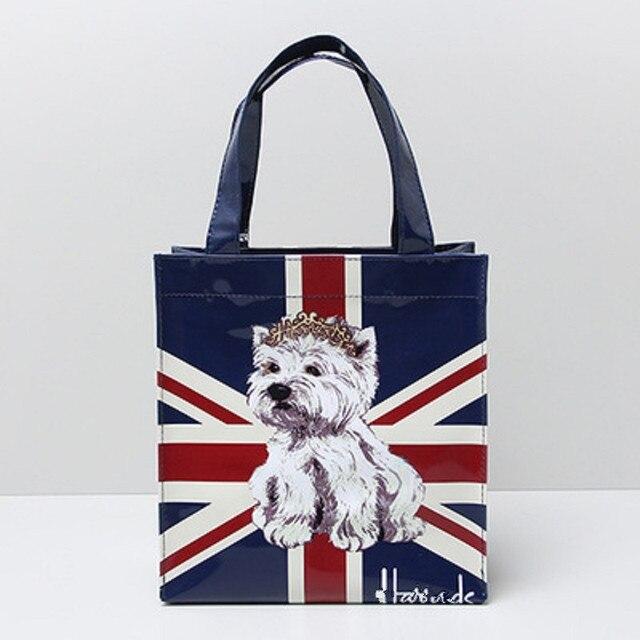 Novo 2019 Europeu moda PVC saco de compras bolsas de grande capacidade à prova d' água saco de ombro das mulheres
