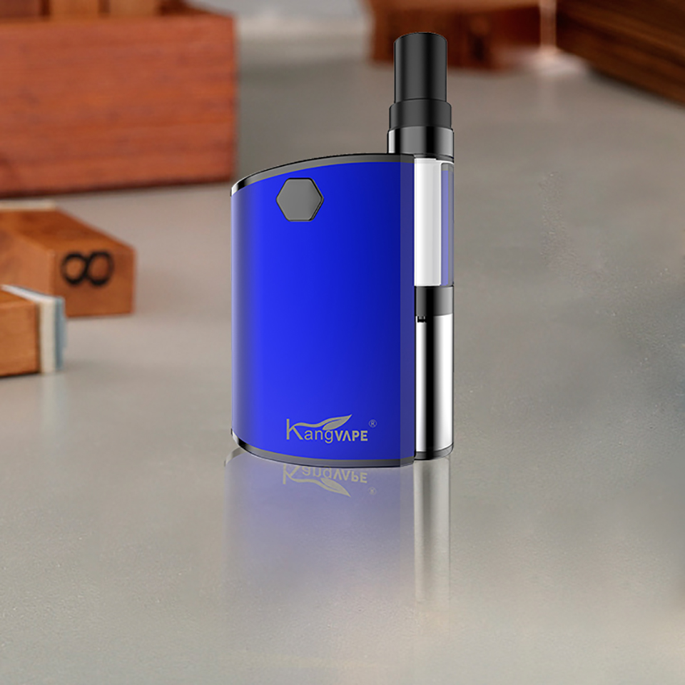 Vape Battery /& Tank Kit-Variable Voltage 510 Thread Kangvape Mini 420 Box