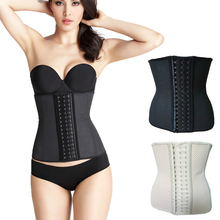 The high quality  Latex Womens Shaper Intimates Steel Bone Shapewear Body Women Slimming Waist Belt Corset