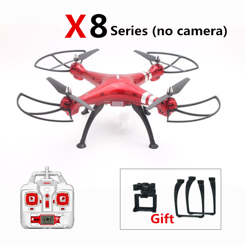 все цены на SYMA X8 X8G X8HG X8HC RC Drone 2.4G 4CH RC Helicopter Quadcopter 2.4G 4CH 6Axis Drone No Camera Can Add Gopro / Xiaoyi / SJCAM