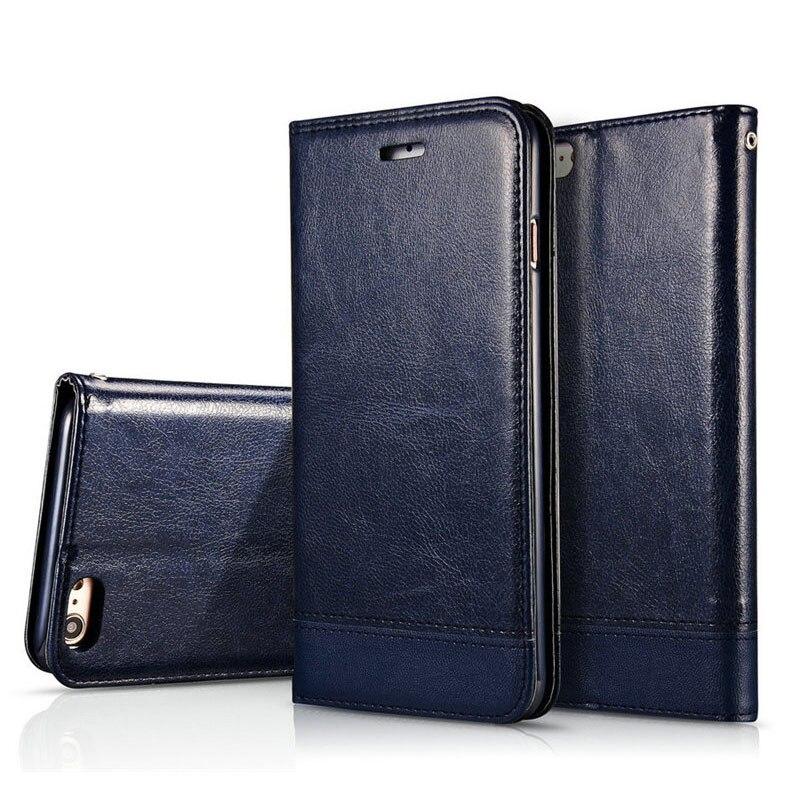 Couverture à rabat d'épissure de luxe pour iPhone 5 5 S SE étui à livre Auto support magnétique étui en cuir pour Funda iPhone SE 5 5 s poche à carte