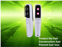 Laser Massage Health Comb Comb Comb Care Comb Hair Raising Hair Conditioner Unit Massager