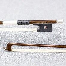 Vingopow, золотой бриллиант, углеродное волокно, скрипка, бант, Пернамбуку, производительность, мастер-уровень, 4/4 размер, 140 в, теплый сладкий звук, прямой
