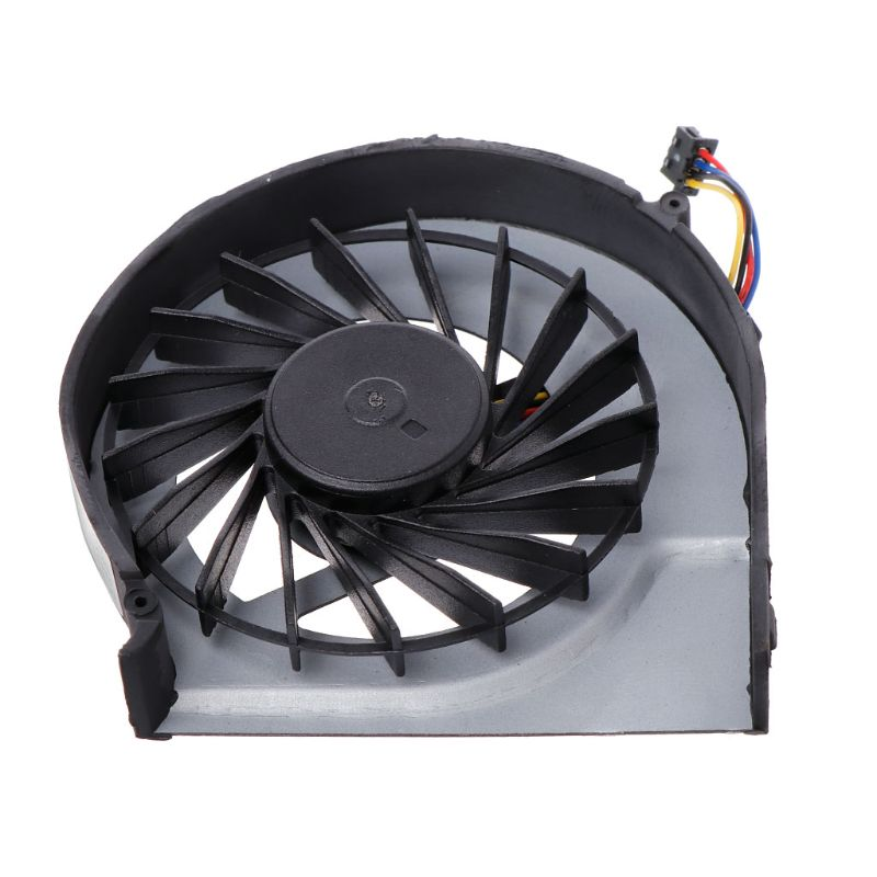 Cooling Fan Laptop CPU Cooler 4 Pins Computer Replacement 5V 0.5A for HP Pavilion G4-2000 G6-2000 G6-2100 G6-2200 G7-2000 X6HA image