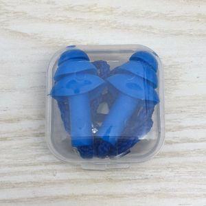 Image 3 - 10 คู่ป้องกันเสียงรบกวนกันน้ำปลั๊กอุดหู Hearing ป้องกันเรียนรู้ว่ายน้ำหูปลั๊กป้องกันเด็ก Sleep Tree ประเภท Earplug