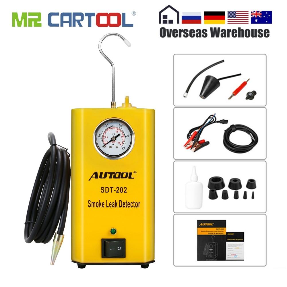 Autool SDT-106 Automotive Smoke Leak Detector Diagnostic For Car Diagnostic Tool