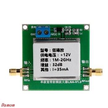 6000 Mhz 10 MHz a 6 GHz RF t de polarización DC bloques para Radio RTL SDR  LNA bajo ruido