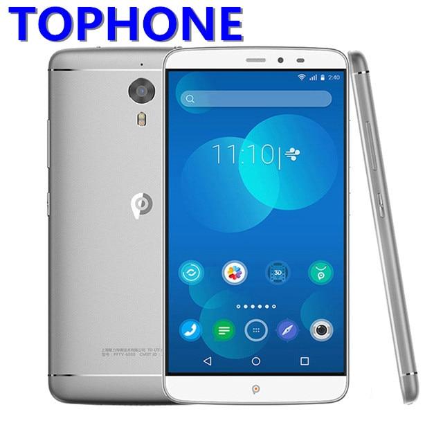 D'origine PPTV Roi 7 s 7 s 4g LTE 2.5D 2 k 6.0 IPS Smartphone Helio X10 Octa core RAM 3 gb ROM 32 gb 13.0mp 3610 mah Mobile Téléphone