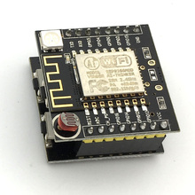 86017 ESP8266 serial WIFI Witty cloud Development Board ESP-12F module MINI nodemcu(China (Mainland))