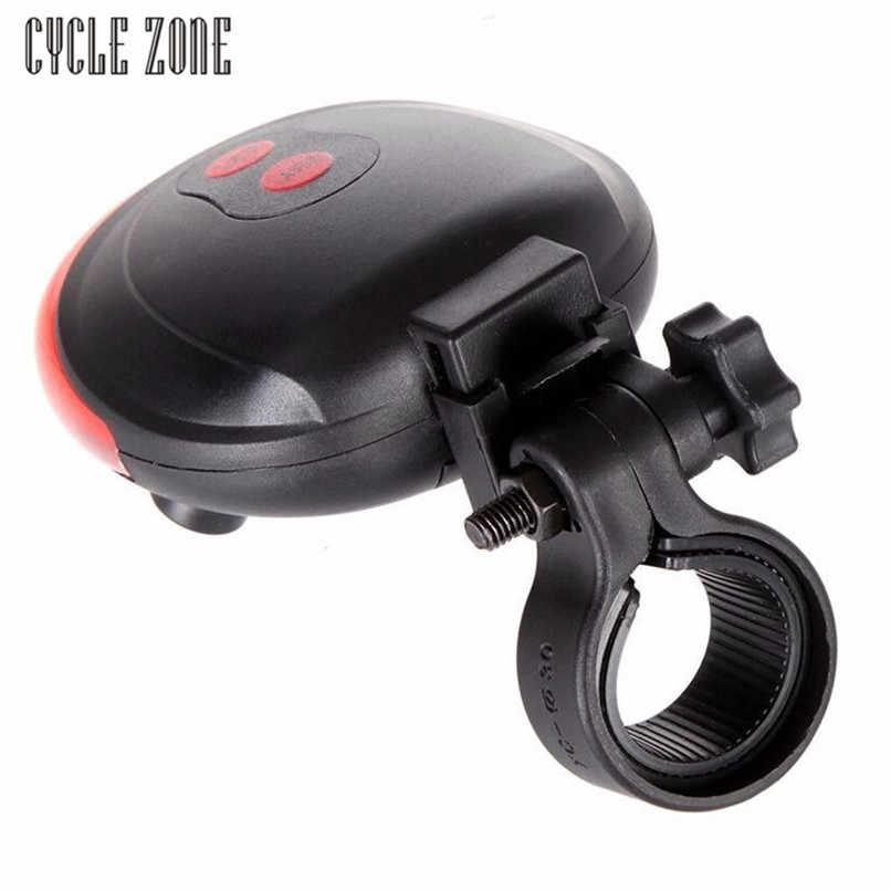 חיצוני דינמי LED מהבהב מנורת זנב אור אחורי רכיבה על אופניים אופני בטיחות אזהרת אופניים בטיחות לייזר אורות JLY