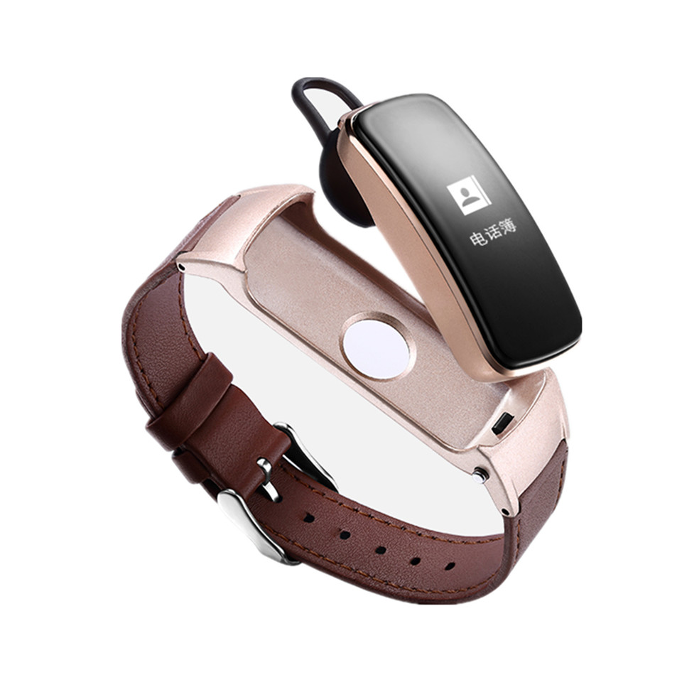 YKSO Bluetooth Smart band With SIM Card  smart bracelet B3 Plus Smart Wristband Heart Rate Monitor Smart band  (5)