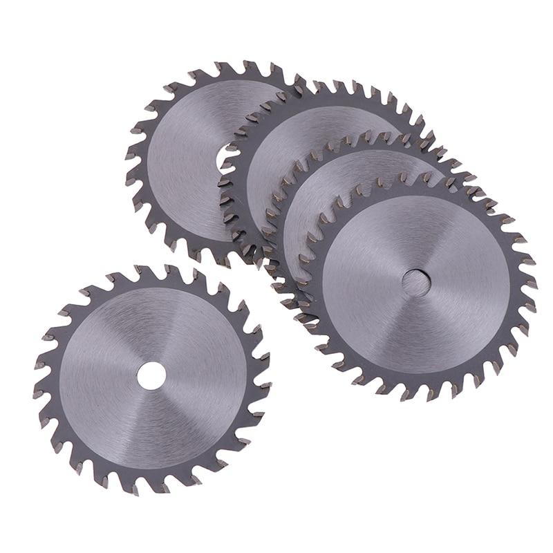 1Pcs 24/30/36t 85mm Circular Saw Wheel Discs Diamond Cutting Blade For Wood Cutting