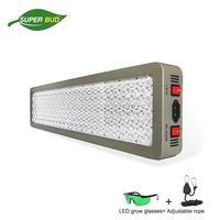 원래 p300 p600 p900 p1200 led 성장 빛 전체 스펙트럼 300 w 600 w 900 w 12 밴드 수경 온실 성장 텐트 실내 식물