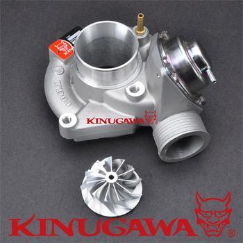 Kinugawa Turbo Compressor Behuizing en 11 + 0 Billet Wiel voor SUBARU TD04L-19T