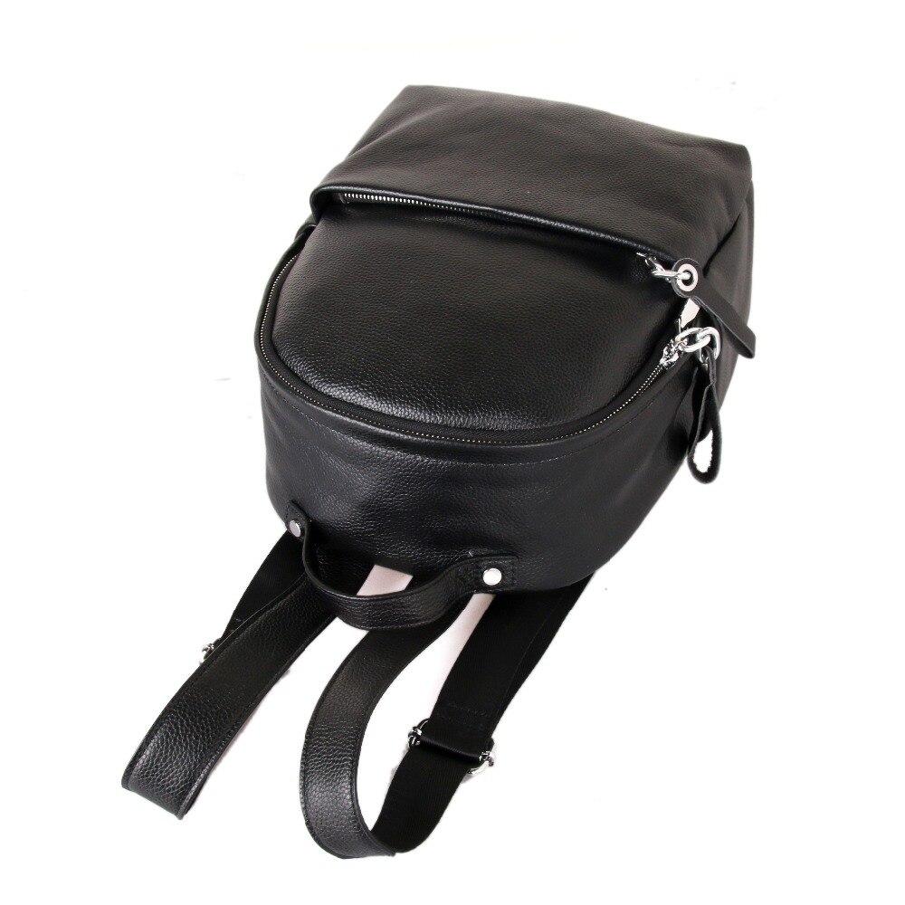 Causalité Supérieure Offre Dos Giustino Simple À Mode Designer Style Black Cuir Spéciale Sac De Qualité Pour Sacs En D'écolier Femme SwazwOfqx