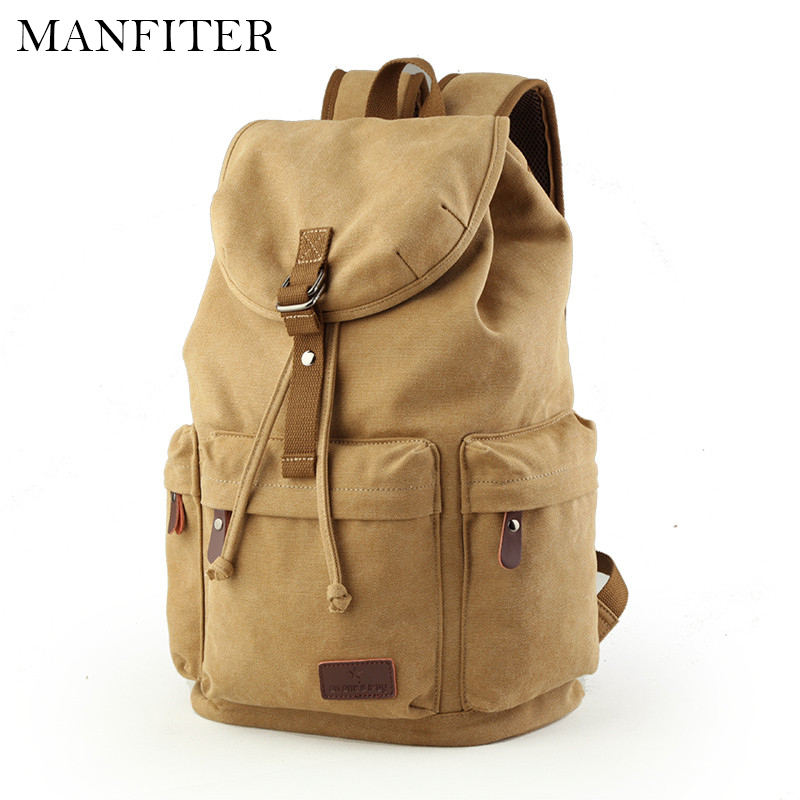 manfiter do homem mochila masculino Tipo de Fecho : Coberto