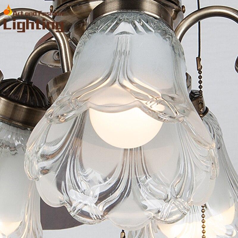 Beliebte Deckenventilator Lichter Wohnzimmer Schlafzimmer Esszimmer LED  Lampe E27 Leuchtet Quelle Dekorative Beleuchtung In Beliebte  Deckenventilator ...