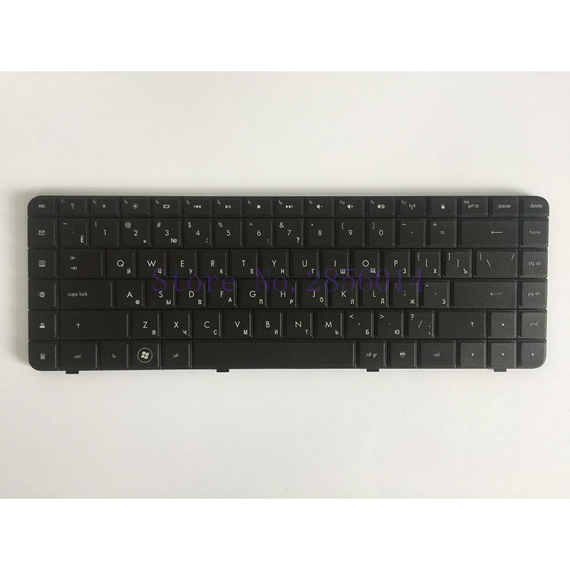 Russian Keyboard for HP Compaq Presario 56 62 CQ56 G56 CQ62 G62 RU Black AEAX6U00210 keyboard 9Z.N4SSQ.001 AEAX6U00110 russian keyboard for acer travelmate 5530 5530g 5730 5730g 5710g 5720g emachines d620 ru black keyboard