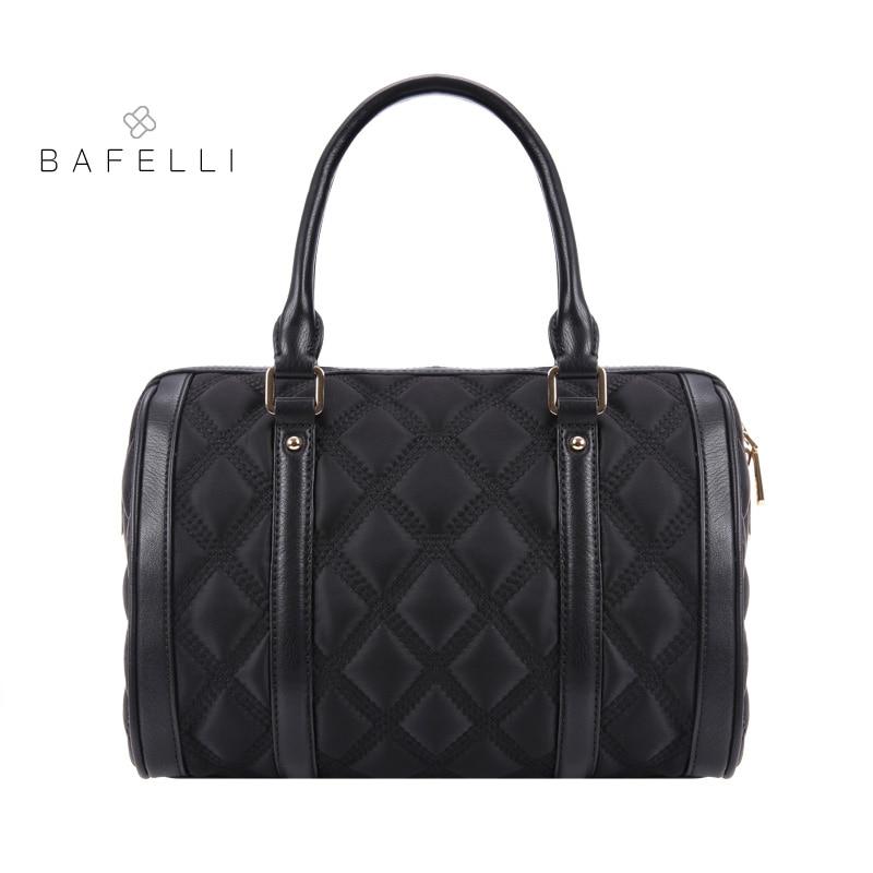 BAFELLI women handbags diamond lattice Large capacity for women crossbody bags black bolsos feminina women messenger bags карабин black diamond black diamond rocklock twistlock