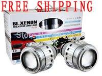 2017 G5 9006 9005 9004 H1 H4 H7 HID projector lens kit + Bixenon Hoge Lage licht + Angel Eyes + Ballast 4300 K 6000 K 8000 K + Gratis Verzending