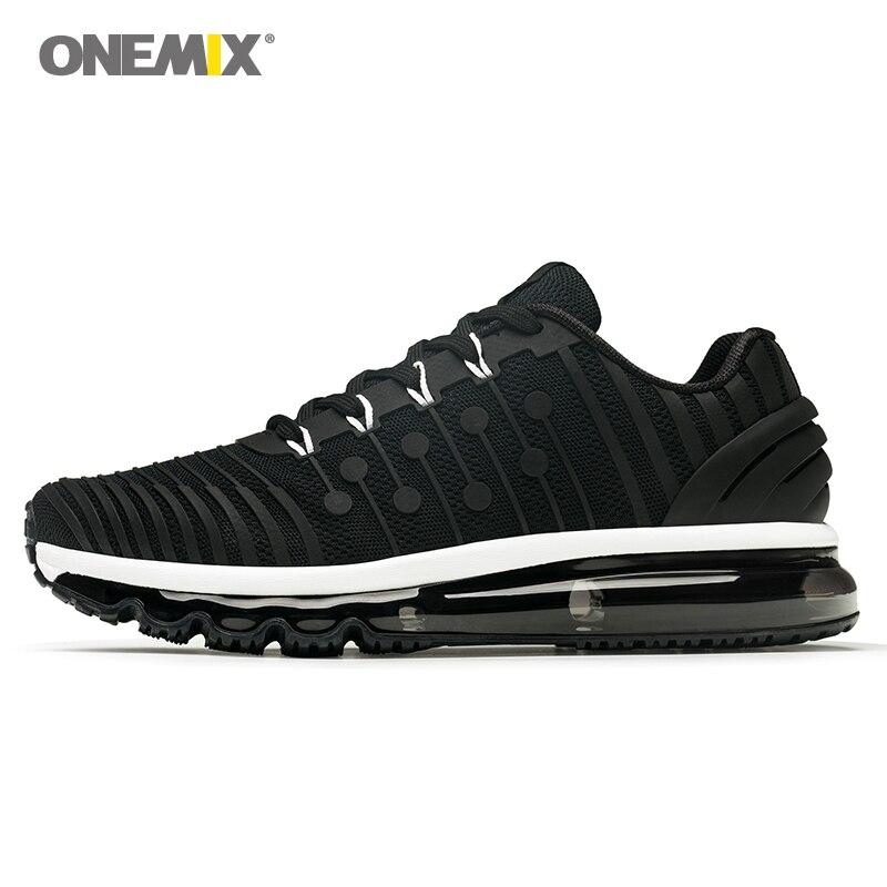 ONEMIX Air course chaussures pour hommes 97 respirant maille athlétique plein Air Jogging baskets Max 12.5
