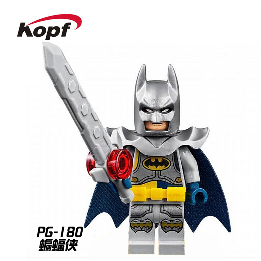 2 Dc Batman Series Movie Robin Building Blocks Bricks Toys For Children Juguetes Traveling Toys & Hobbies 8pcs 2017 Guardians Of The Galaxy Vol