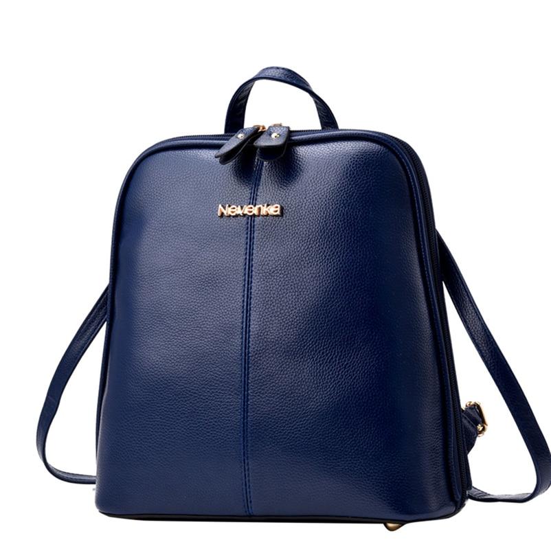 Nevenka Women Leather Backpack Tassel Female Travel Backpack Black Handle Backpacks for Girls School Bag Summer Backpacks 201809