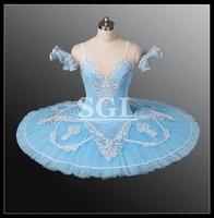 Free Shipping Child Adult Women Girls Kid Professional Ballet Tutu Dress Sequin Tutus For Sale Ballerina