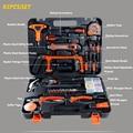 82pcsCombination Tool Set Professional Household-hardware Tool Box Indoor Outdoor Hand Tool Woodwork ElectricanAuto Repair KF002