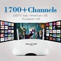 Android 4.4 TV Box RK3128 1 GB 8 GB Quad Core WIFI HDMI HD Iudtv Iptv Canales Europa Smart Set Top Box Media Player Envío Libre
